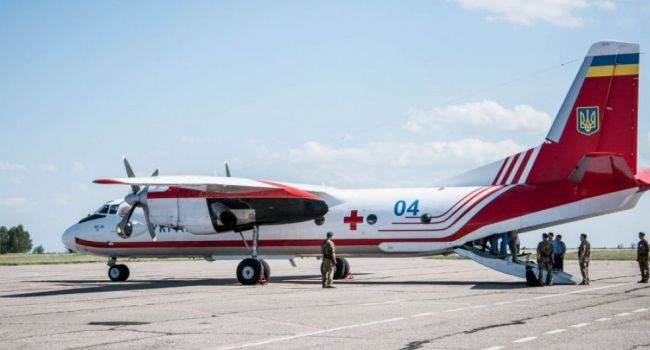 Украина готова активировать работу аэромедицинских бригад - Минздрав