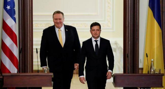 «Борьба с коронавирусом»: Зеленский прокомментировал финансовую помощь США для Украины