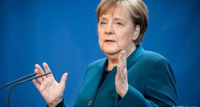 «Такого кризиса еще не было»: Меркель заявила о небывалых ранее проблемах ЕС из-за коронавируса