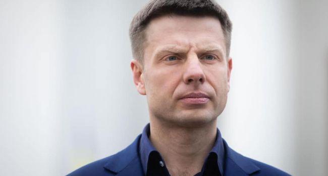 Гончаренко: у меня два варианта по ситуации в Украине – это антиконституционный переворот или пародия на «сильную руку»