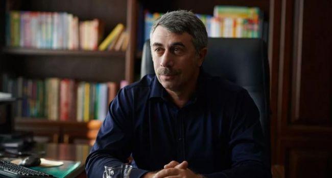 «Сидите дома»: Комаровский рассказал, что делать при симптомах  простуды