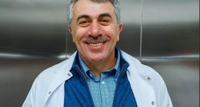 «Ваши сопли и слюни остаются внутри»: Комаровский объяснил, почему нужно носить маску