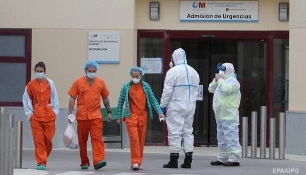 Рано радовались? В Испании возобновился рост смертности от COVID – 19