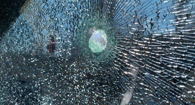 Авиация боевиков атаковала автомобиль журналистов телеканала «Украина» на Донбассе