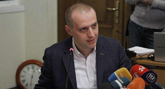 «Избил в своем кабинете при свидетелях»: Трепак рассказал о конфликте между Грицаком и Шокиным