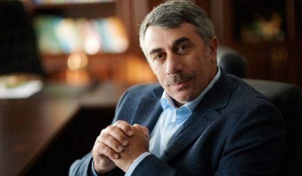 Доктор Комаровский пояснил, почему власти призывают носить маски украинцев