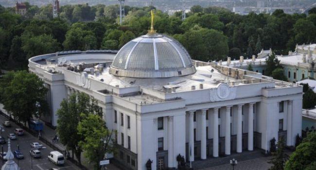 «Это подделка документов»: «Слуги народа» взбунтовались против изменения формулировки в законопроекте, уже подписанном спикером Рады