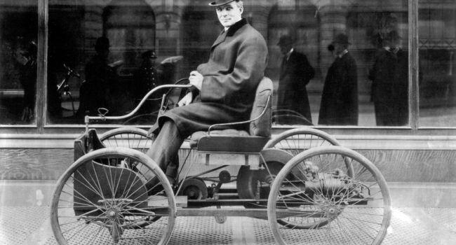 В сети показали самый первый автомобиль великого Генри Форда