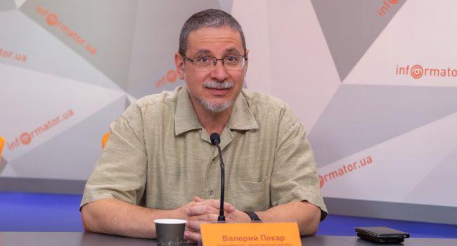 Пекар: Украинская власть должна объявить «политический карантин» и прекратить идти на уступки России