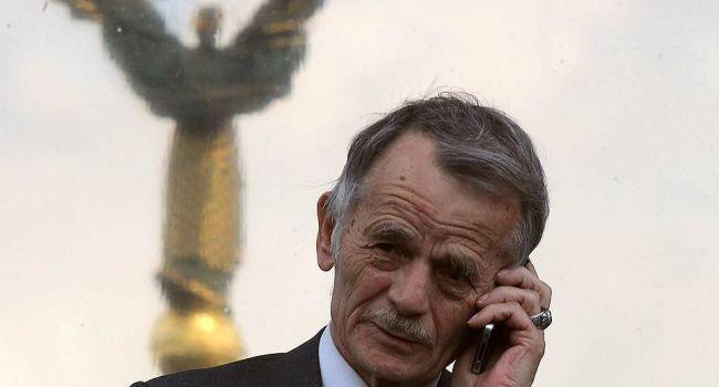 СК РФ подготовил Джемилеву обвинительный акт