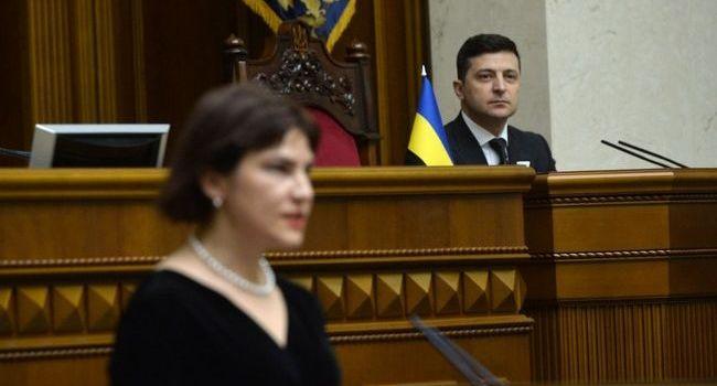 Ветеран АТО: Рябошапка отказался, а Венедиктова долго думать не стала – у Зеленского таки «накопали» на дело Порошенко