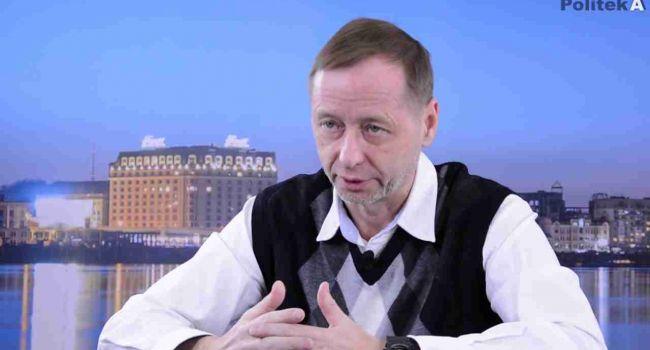 Кочетков: Моментально возникнут лидеры-разрушители вроде Парасюка и Яроша, которые возглавят процесс сноса власти