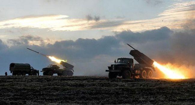 В ответ на обстрел из «Градов», бойцы ООС нанесли сильнейший удар по армии РФ, у врага огромные потери