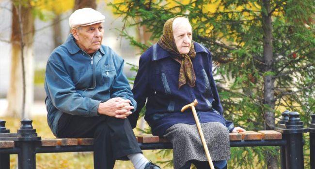 Пенсия в Украине сколько получают сегодня пенсионеры страны