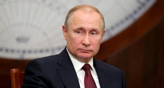Цимбалюк: у Путина личная обида на коронавирус, ведь он разрушил его личный триумф