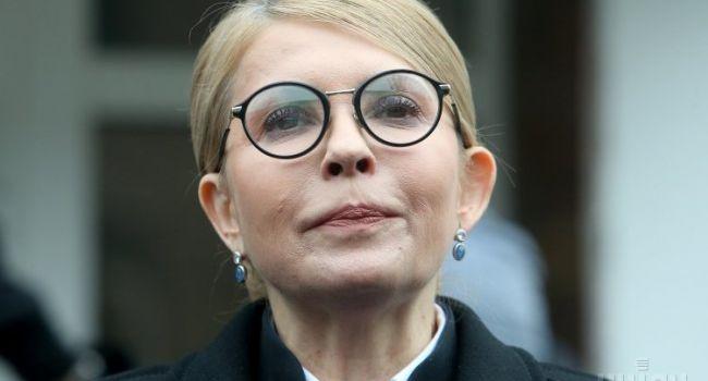 Без помощи Тимошенко не обошлось: в поправках никому неизвестного Полякова нашли след «Батькивщины»