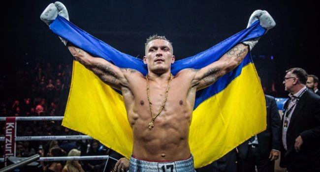 Усик заявил, что Крым принадлежит людям, живущим на полуострове, о которых Украина забыла