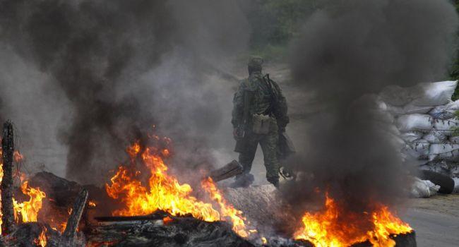 Российские войска пошли в наступление. Силы ООС понесли потери, но тут же дали огневой ответ