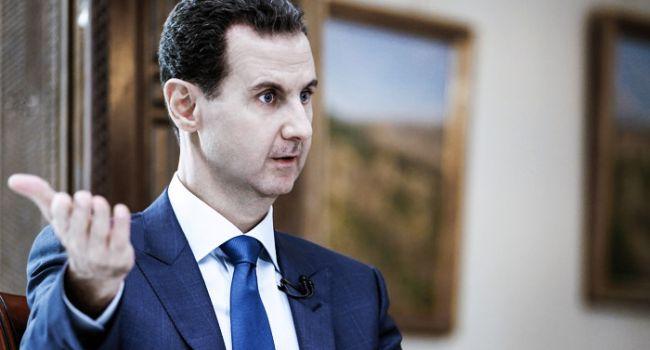 «Позорные действия Асада»: В Евросоюзе призвали наказать диктатора за химические атаки в Сирии