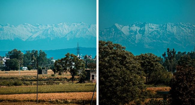 Можно увидеть горы и небо: как изменилась экология в Индии из-за пандемии коронавируса