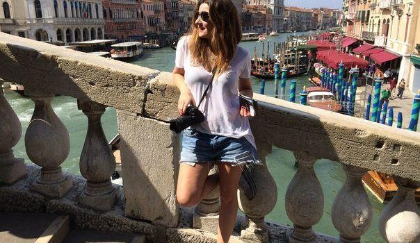 «Узнаете и увидите все из первых уст людей живущих в Венеции»: бывшая ведущая «Орла и Решки» покажет, что происходит в Италии во время карантина