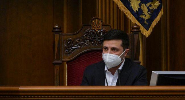 Зеленского сейчас ведут по тому же пути, по которому Медведчук в свое время вел Кучму - Береза
