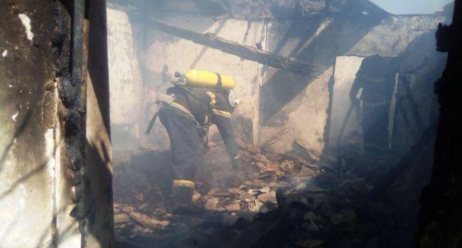 Трагедия в Кировоградской области: Из-за пожара погибли три маленьких ребенка