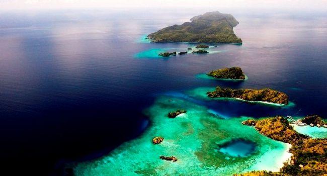 Последствия климатических изменений: индонезийские острова стремительно уходят под воду