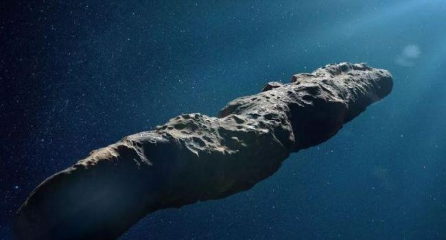 Выделяет газ: ученые все-таки разгадали тайну загадочного астероида-сигары