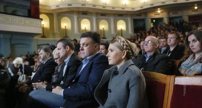 Молчание Тимошенко, Вакарчука, Тягнибока на дела против Порошенко, Черновол, Федины, Зверобой приравнивается к предательству, – Нусс