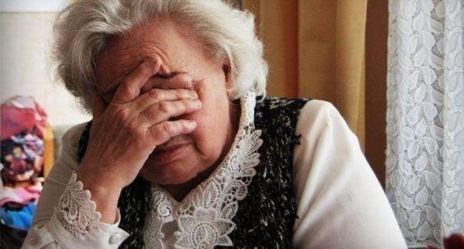 «Старики могут лишится пенсии»: Пенсионный кризис уже прогнозируют в этом году