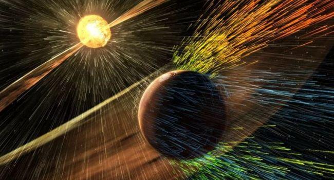 Ученые назвали неожиданное свойство солнечного ветра