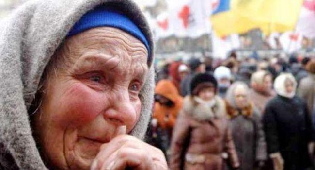 «Умрут не от вируса, а от голода»: Пенсионеры могут не пережить период пандемии