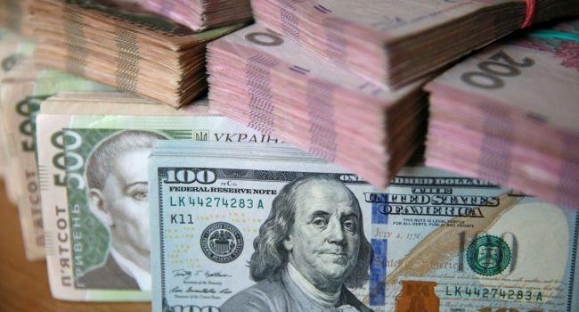 Сейчас вся надежда на сотрудничество с МВФ, поскольку при таком падении экономики мы вполне можем увидеть курс 40 гривен за доллар - мнение