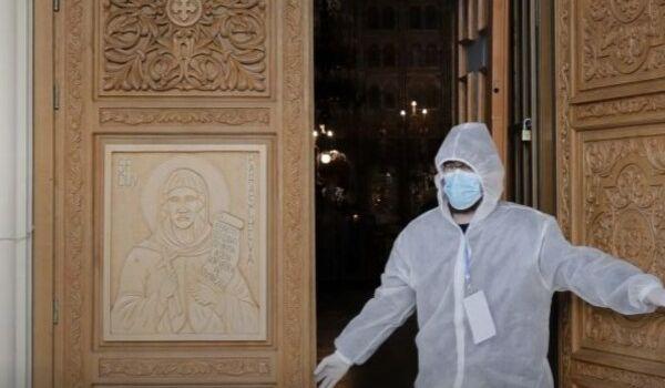 Новая вспышка коронавируса в Черновицкой области: массово заразились священники