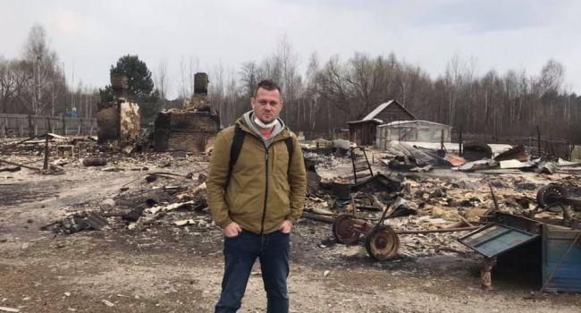 Казанский: несчастная Житомирщина действительно выжженная огнем