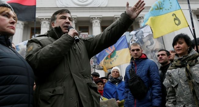 Нусс: назначение ранее финансируемого олигархами Саакашвили запускает обратный отсчет краха власти Зеленского