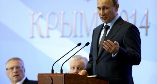 Портников: Самый большой страх Путина - это потерять аннексированный Россией Крым