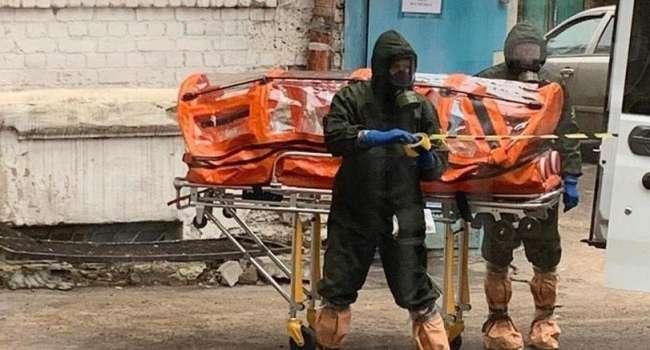 «Антирекорд России»: Зафиксировано самое большое количество смертей от коронавируса