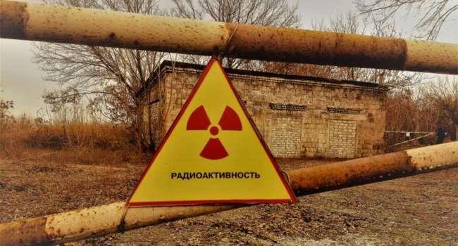 Радиоактивная свалка на берегах Днепра, на которую всем плевать, может превратиться во второй Чернобыль