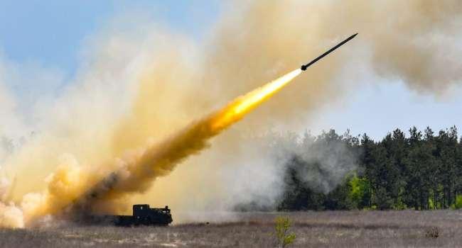 «Сокрушительная сила «Ольхи-М»: Генштаб ВСУ показал успешные испытания ракеты