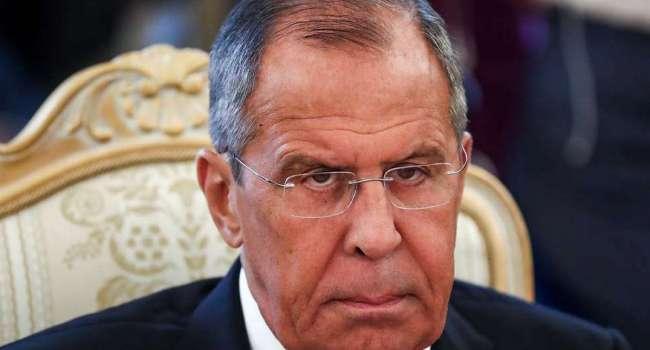 «Лавров вышел из себя»: Слова украинского чиновника вызвали истерику у главы МИД РФ