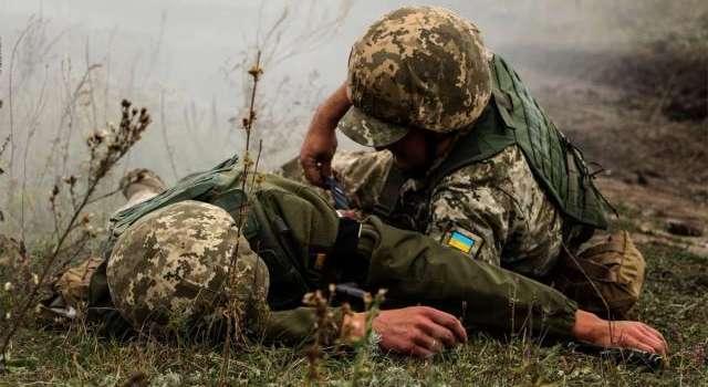 Боевики расстреляли бойца ВСУ на Донбассе, украинец умер