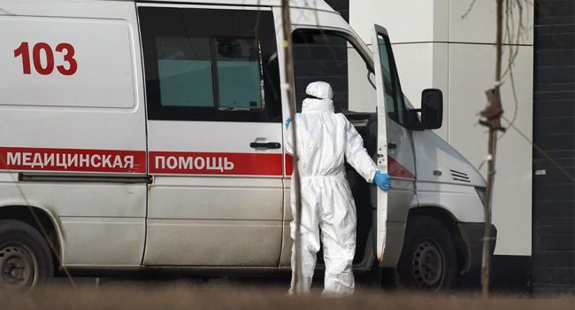 Новое ЧП в России: В одной из психиатрических больниц зафиксирована вспышка коронавируса
