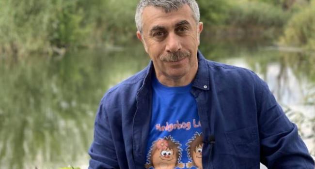 «Все равно остаются не дезинфицированные зоны»: Комаровский рассказал, как правильно пользоваться антисептиком