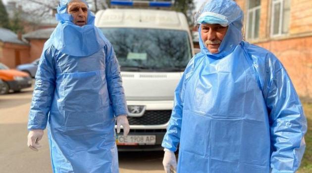 Власти Черновицкой области забили тревогу: в больницах уже заканчиваются места