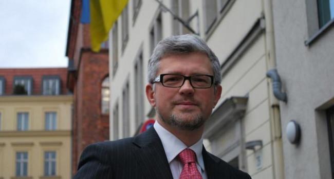 Украинское посольство в Германии выразило возмущение оскорблениями Шредера