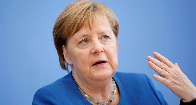 «Европа ведет Россию к полному краху»: Канцлер Германии призвала сохранять санкции против РФ