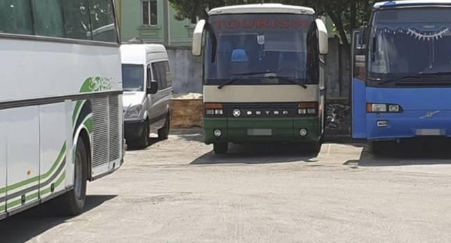 В Луганской области с 1 июня начинаются меожобластные пассажирские перевозки