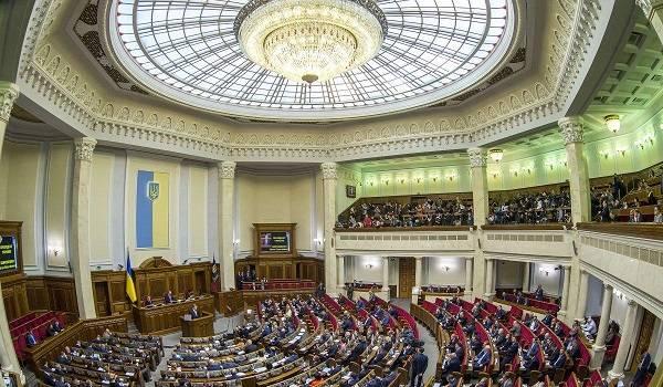 Рада вернула на доработку программу правительства